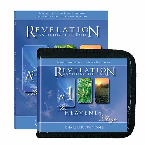 Revelation - Unveiling the End, Act 1: The Heavenly Stage