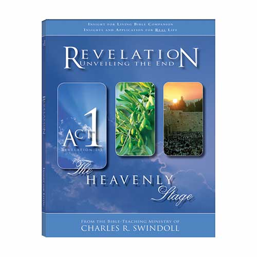 Revelation - Unveiling the End, Act 1: The Heavenly Stage Bible Companion