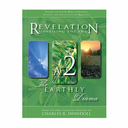 Revelation - Unveiling the End, Act 2: The Earthly Drama Bible Companion