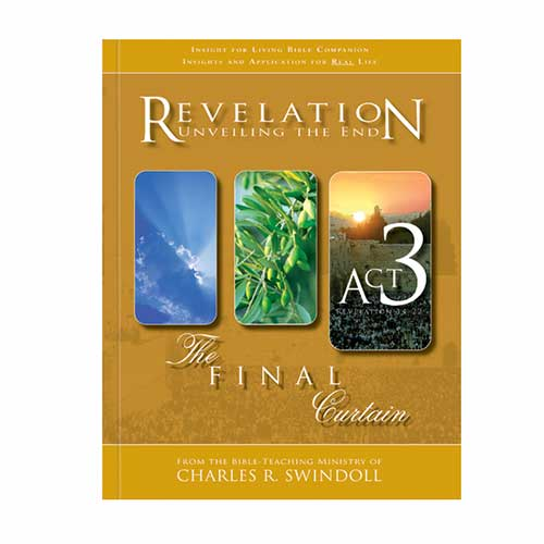 Revelation - Unveiling the End, Act 3: The Final Curtain Bible Companion