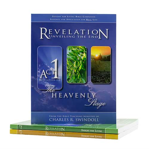 Revelation - Unveiling the End, Bible Companion Set
