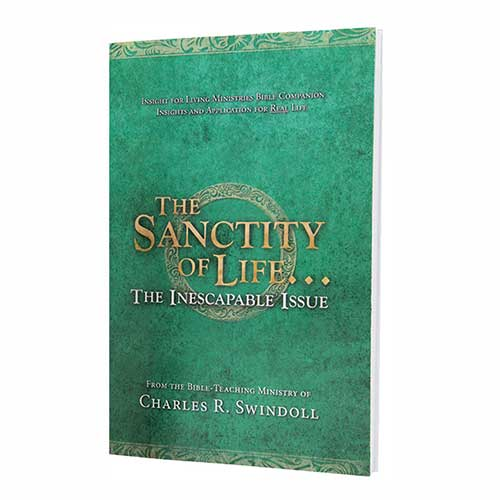 The Sanctity of Life Bible Companion