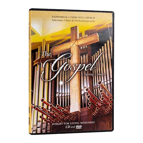 The Gospel: A Spring Concert –<em>by Stonebriar Community Church Sanctuary Choir and Orchestra</em>