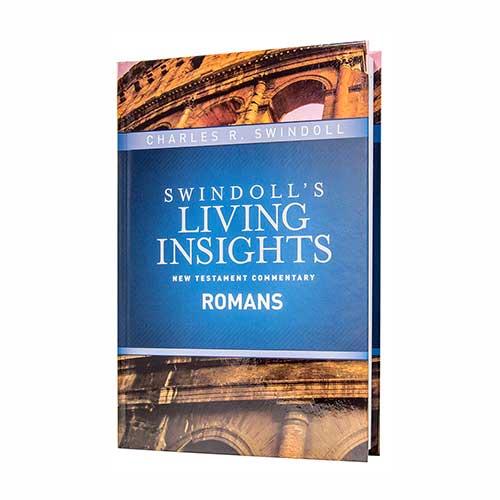 Swindoll's Living Insights New Testament Commentary <em>Insights on Romans</em>