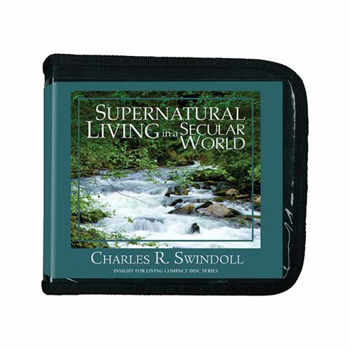 Supernatural Living in a Secular World