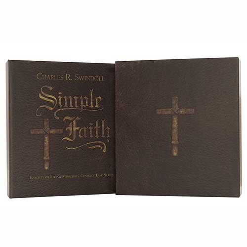 Simple Faith: The Sermon on the Mount—A Study of Matthew 5–7 -AClassicSeries