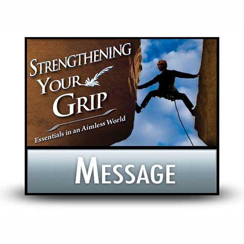 Strengthening Your Grip on Money