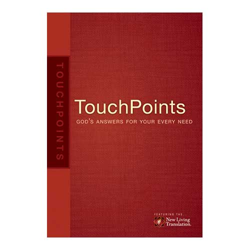Touch Points:  God's Answers for Your Every Need -<em>by Ronald A. Beers and Amy E. Mason</em>
