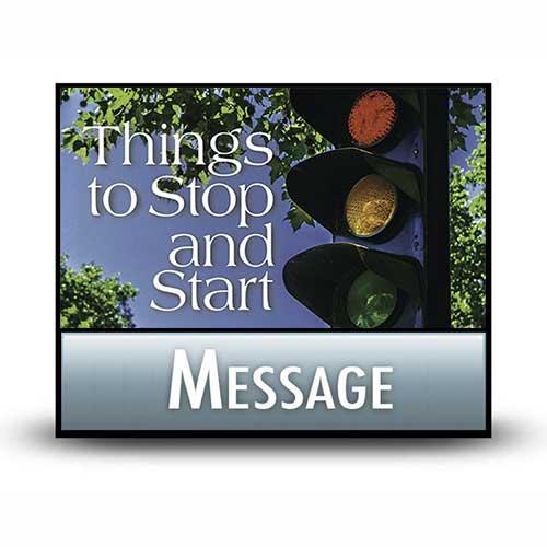 Stop Procrastinating and Start Following Through