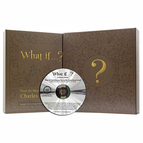 What if . . . ? - A Classic Series