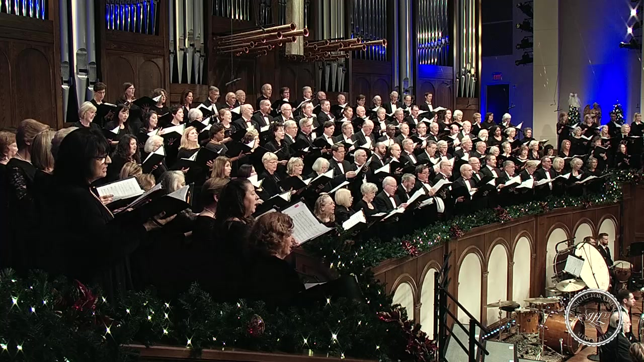 Sanctuary Choir Amp Orchestra Christmas Concert