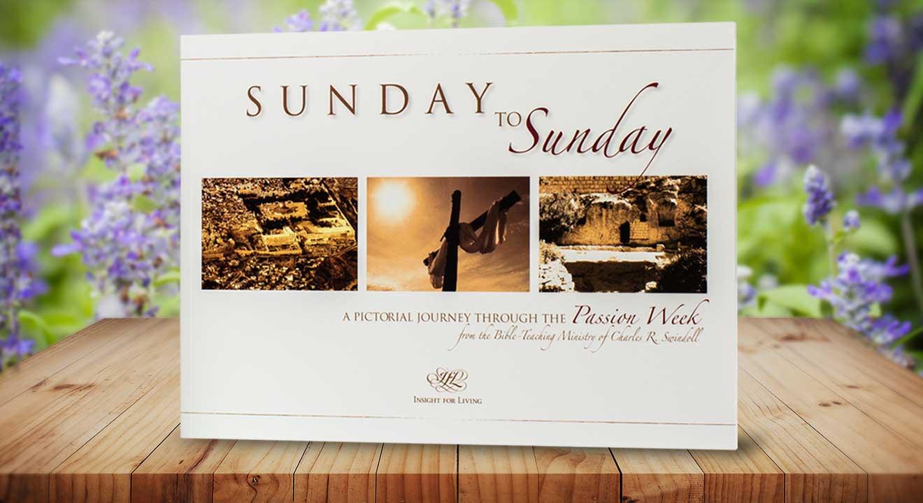 Sunday to Sunday devotional