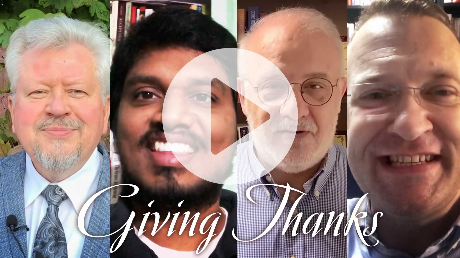 Giving Thanks video
