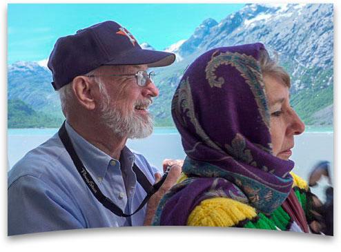 Alaska Cruise Passenger