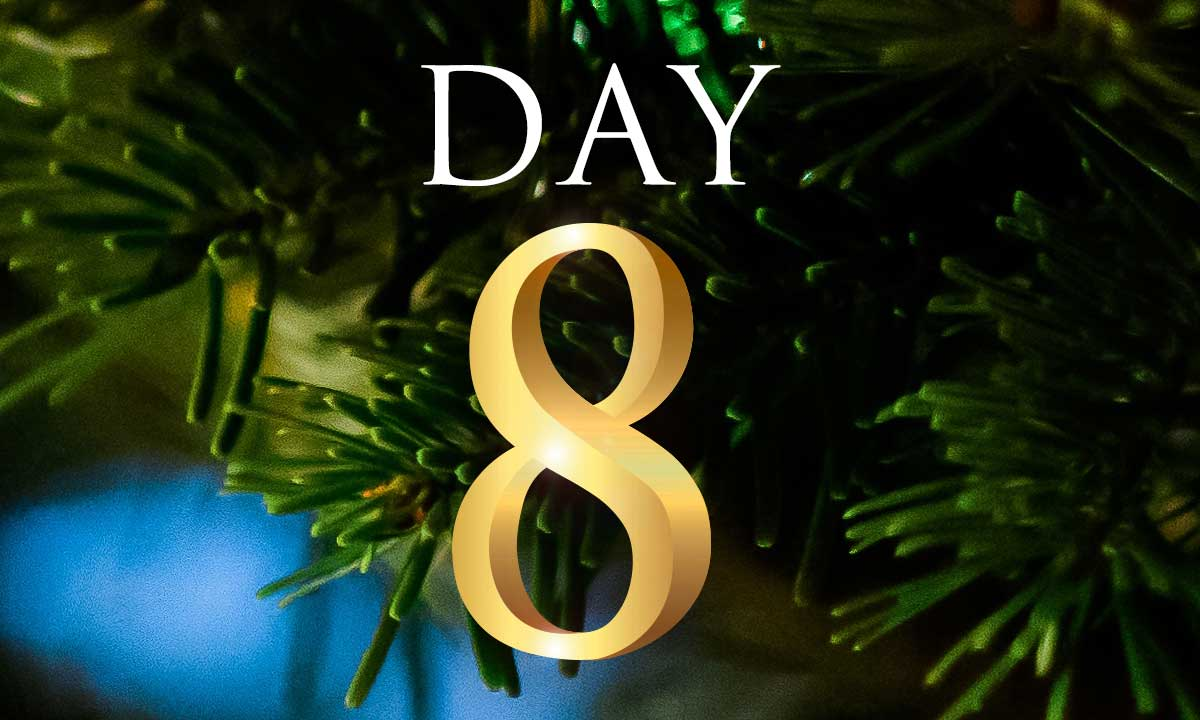 12 Days of Christmas Study: Day 8