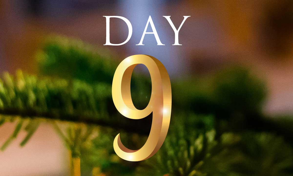 12 Days of Christmas Study: Day 9