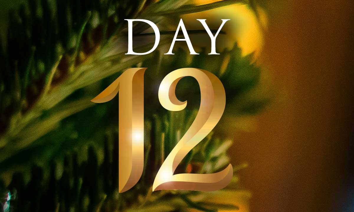 12 Days of Christmas Study: Day 12
