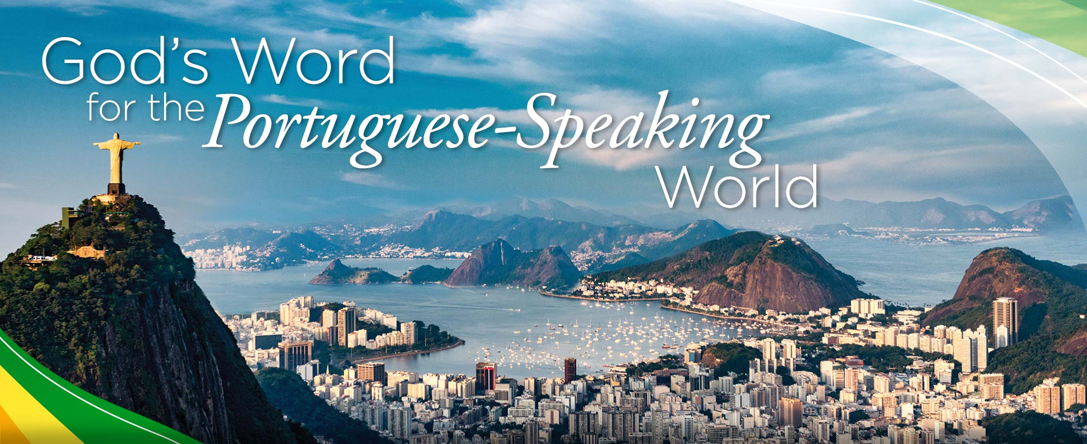 God's Word for the Portuguese-Speaking World