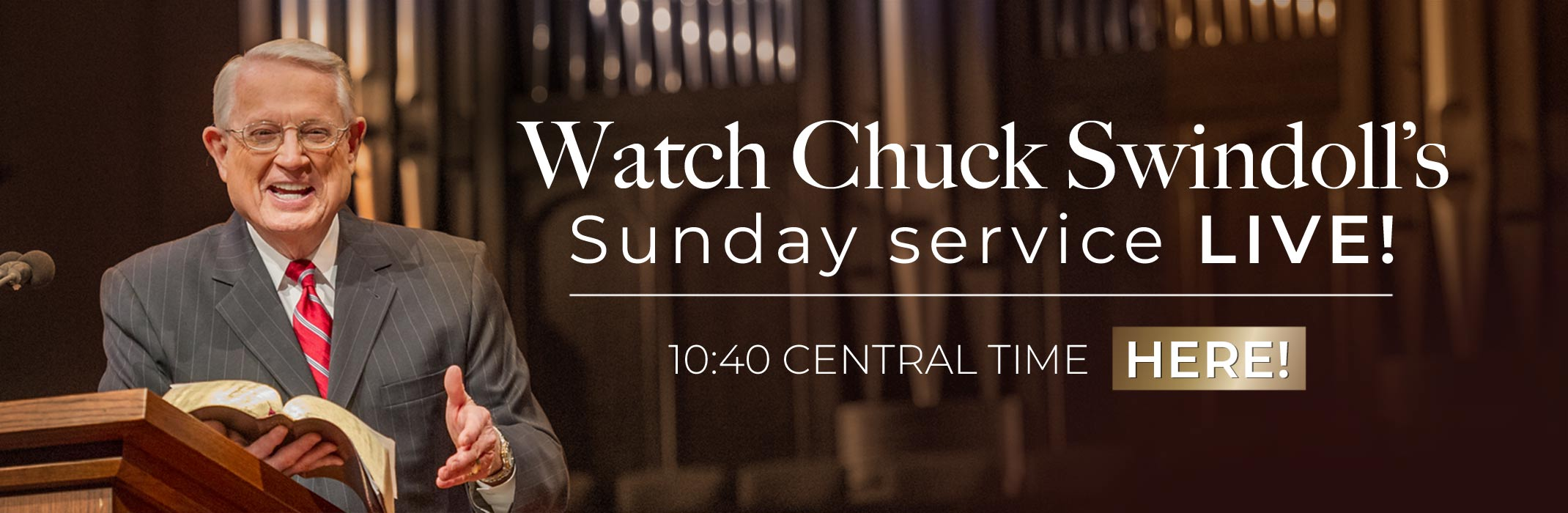 2936860ff2252c Sundays with Chuck - Insight for Living Ministries