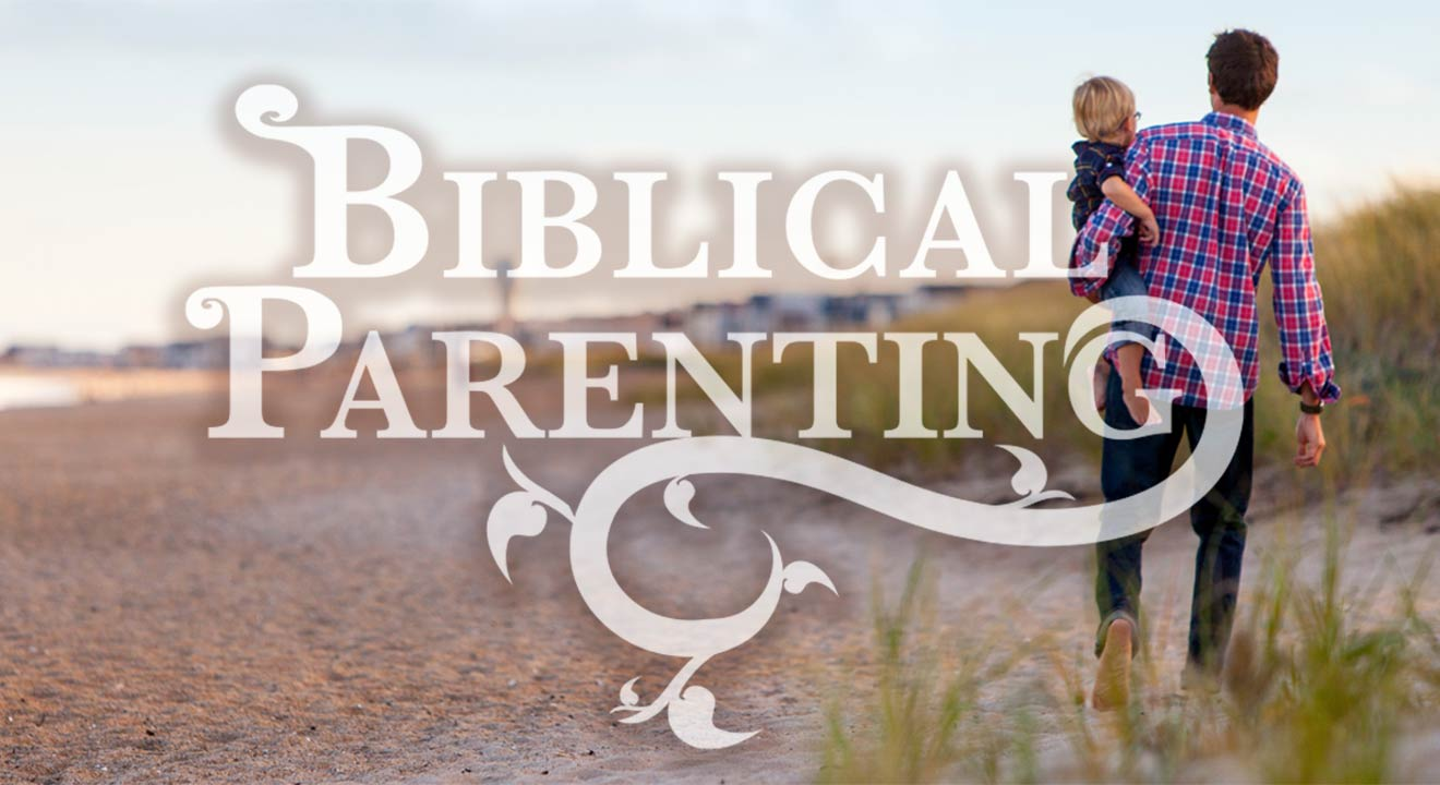 Biblical Parenting products