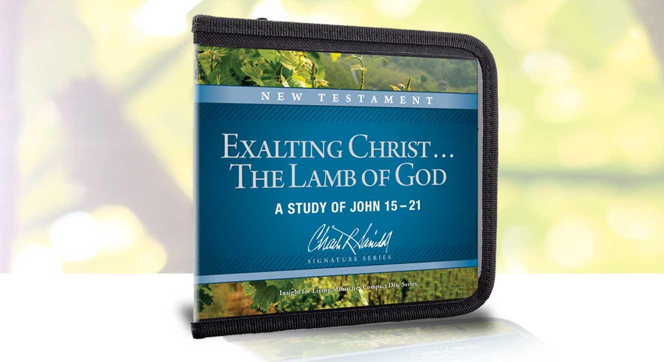Exalting Christ