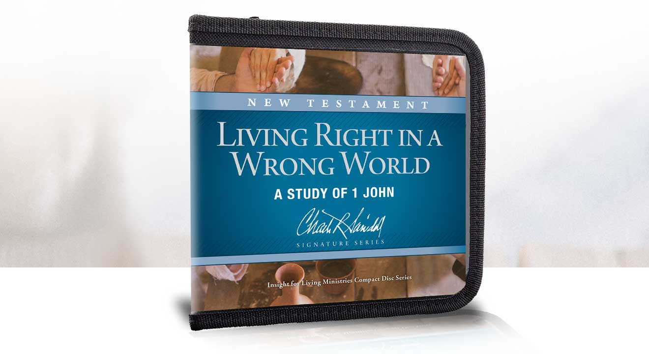 Living Right in a Wrong World products