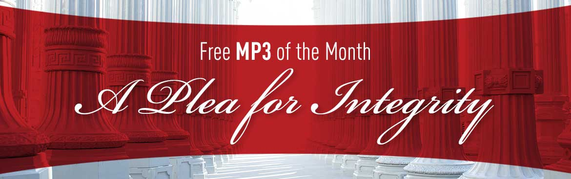 This Month's Free MP3