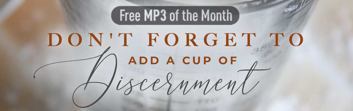 Free MP3 of the Month