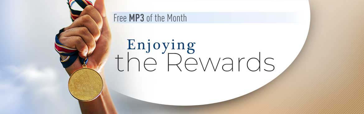 Free MP3 of the Month: Enjoying the Rewards