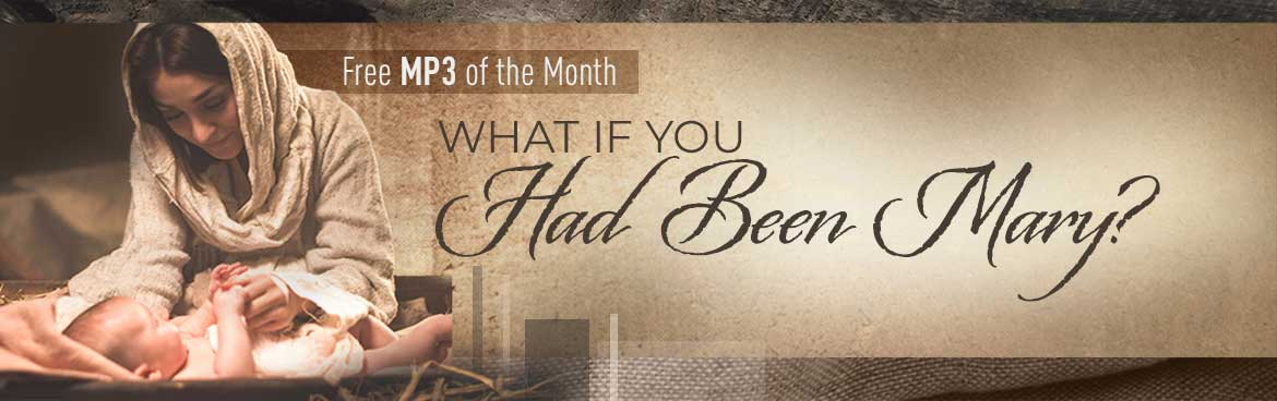 Free MP3 of the Month: What If You Had Been Mary?