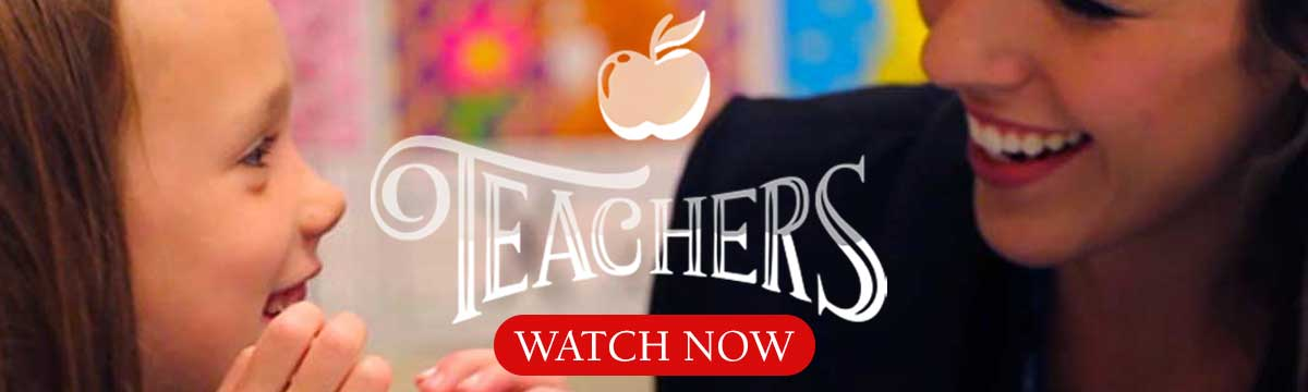 Video Insight: Teachers
